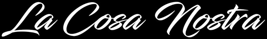 La Cosa Nostra Logo - Pizza Karpacz